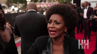 Things get awkward during our Jenifer Lewis interview
