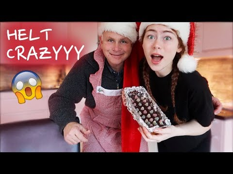 Våres beste dancemovez + kake baking! // 10. Desember