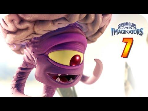 Skylanders Imaginators - Gameplay Español - Capitulo 7 - El Ultimo de los Antiguos