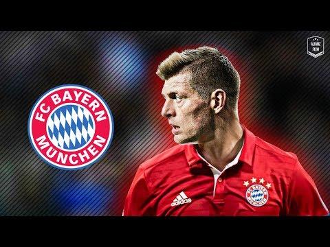 Toni Kroos 2017 ● Welcome to Bayern Munich ● Amazing Dribbling Skills x Goals | HD