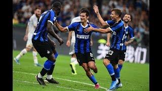 ملخص مباراة إنتر ميلان و ليتشي 4-0 | لوكاكو يسجل أول أهدافه في الدوري الإيطالي 🔥