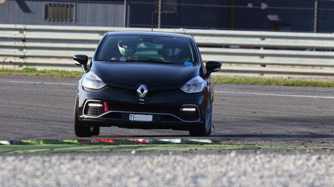 clio iv rs trophy chasing an s2000 insane franciacorta trackday youtube