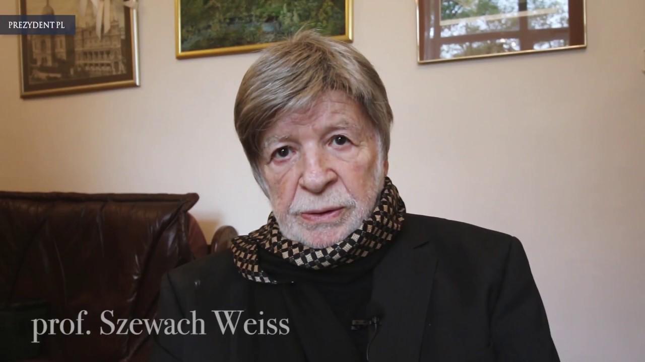 """Wypowiedź prof. Szewacha Weissa z okazji 75. rocznicy powstania Rady Pomocy Żydom """"Żegota"""" PL/ENG"""