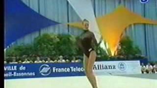 Yekaterina Serebrianskaya Rope Corbeil 1998