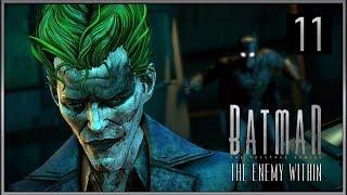 Batman: The Enemy Within ★ 11: Финал (Джокер-герой)