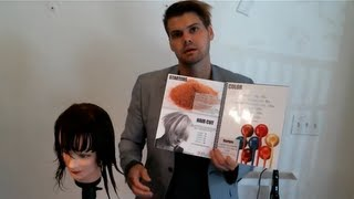 Salon Consultation - Understanding Hair Texture - Creating a Salon Menu FreeSalonEducation.com