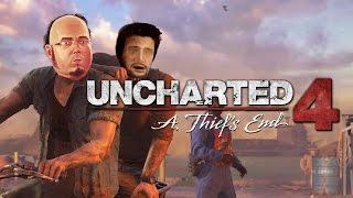 Нарезка стрима от 13.05.2016 Uncharted 4 A Thiefs End Незабываемые приключения