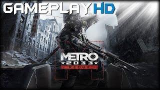 Metro 2033 Redux Gameplay (PC HD)