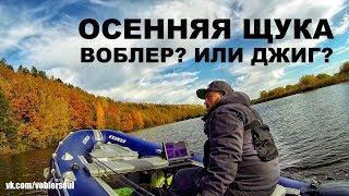 видео Ловля щуки осенью