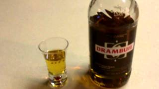 Booze it up Ep. 2  Drink your Desert (Drambuie)