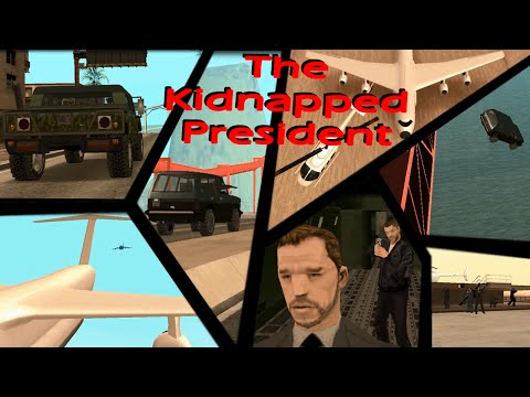 "MTA:SA ""The Kidnapped President"" official cinematic RP movie"
