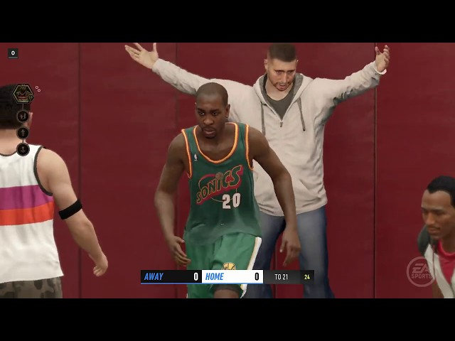NBA Live 19 Live Event - 1990s West All-Stars (1-29-19)