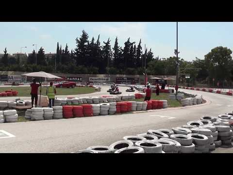 14 F1 Fans Kart Challenge Athens 2017 - Race 7 - Group 2