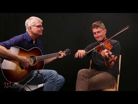 "Bluegrass Fiddle with Chad Manning, ""Billy in the Lowground"""
