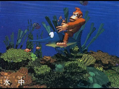 Donkey Kong Country - Aquatic Ambience [Restored]