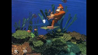 Donkey Kong Country - Aquatic Ambience [Restored] OLD MIX