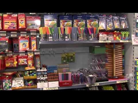 Consumidores Antecipam Compras De Material Escolar - 04/12/2014