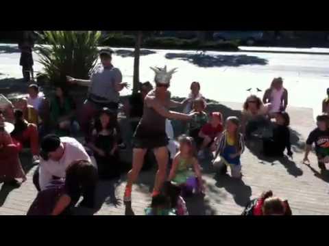 Groovitude Dance Flash Mob in Menlo Park, CA