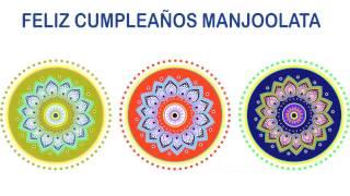 Manjoolata   Indian Designs - Happy Birthday