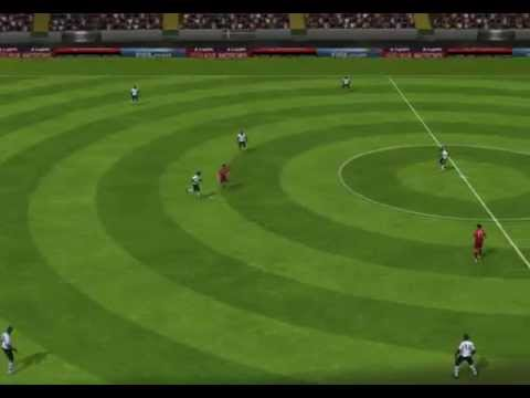 FIFA 14 Android - Portugal VS Ghana