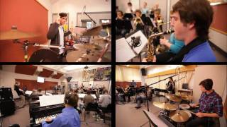Radiohead Jazz Project - Bodysnatchers - Lawrence University Jazz Ensemble