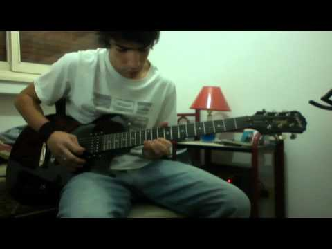 Guns n roses – Patience Solo Guitar cover ( Slash part )