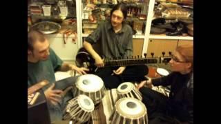 �������� ���� Вечер индийского ритма, табла, вебинар TA-MUSICA ������