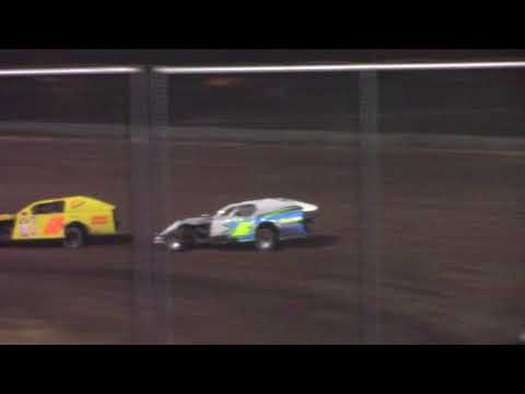 TIm Cecil Heat Race 1 Southern Oregon Speedway 9.2.17