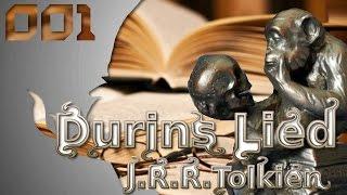 Durins Lied J.R.R. Tolkien | Kultur-Käfig [01] (Deutsch/German)