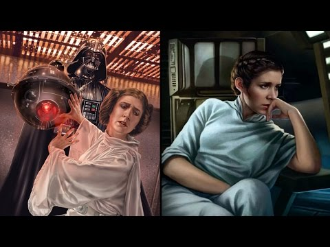 How Leia was Tortured in A New Hope [Legends]