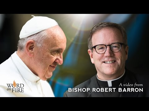 Bishop Barron on Pope Francis