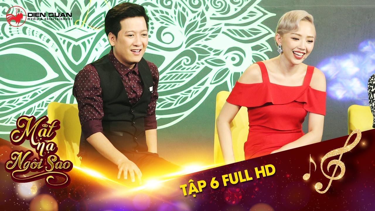 Mặt nạ ngôi sao   Tập 6 full hd: Trường Giang, Tóc Tiên ngất ngây với cuộc  thi âm nhạc cực đỉnh - YouTube