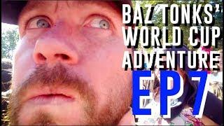 Baz' World Cup Ep7 - Quarter Final