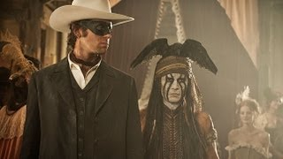 THE LONE RANGER (Johnny Depp, Helena Bonham Carter) | Trailer & Filmclip german deutsch [HD]