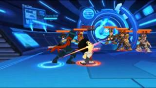Lost Saga kage ninja combos