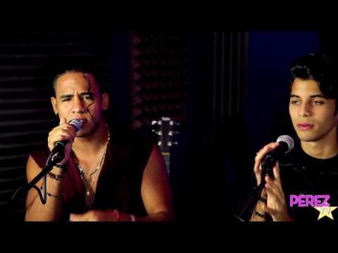 """CNCO - """"Reggaeton Lento"""" (Perez Hilton Exclusive!)"""