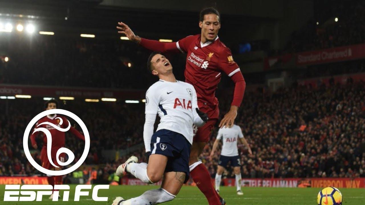 Liverpool V Tottenham Today
