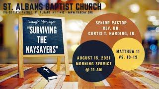 St. Albans Baptist Church Live Stream