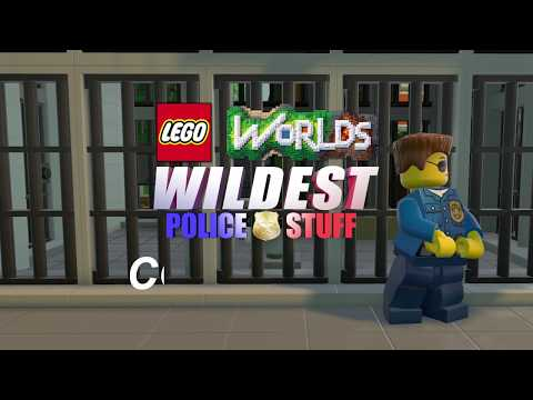 LEGO City Emergency Collection - LEGO Worlds - Game Trailer
