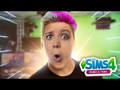 A MELHOR YOUTUBER DE TODAS! - The Sims 4 Rumo a Fama