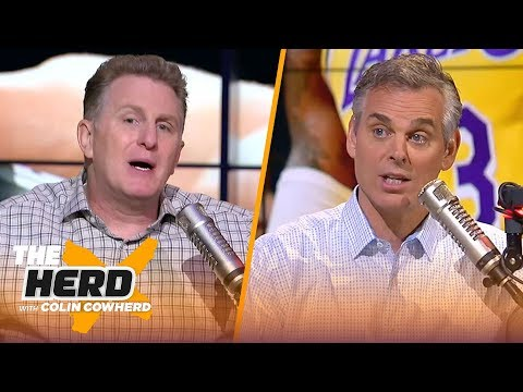 Michael Rapaport on LeBrons preseason, Odells comments, Conor vs Khabib | THE HERD