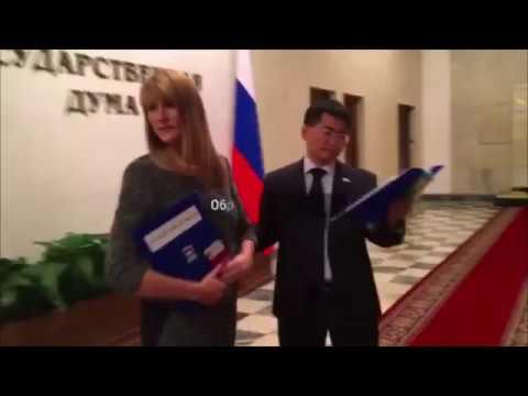 Депутаты Единой России приняли участие во флешмобе Останови время