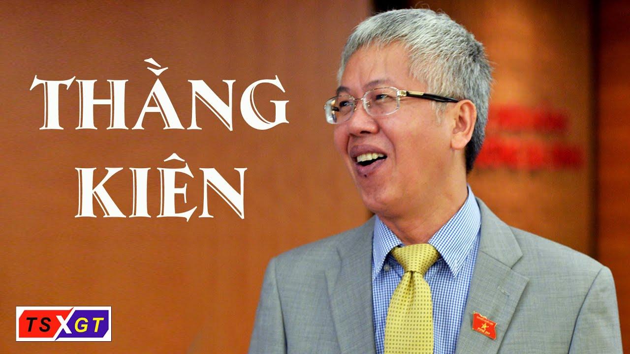 Thằng Kiên – Tổ trưởng Tổ tư vấn kinh tế của Thủ tướng Nguyễn Đức Kiên