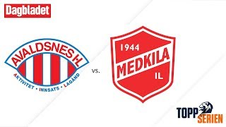 Avaldsnes vs Medkila full match
