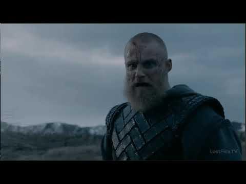 Викинги проигрывают бой за свою родину