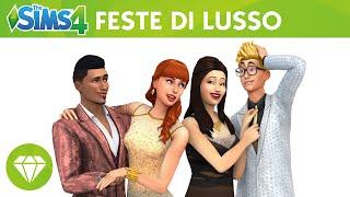 The Sims 4 Feste di Lusso: Trailer Ufficiale