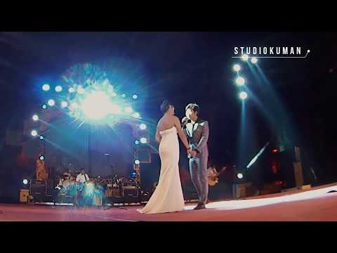 TIKA PAGRAKY Feat ROCKTOBER -Rindu (Live @Art Center)
