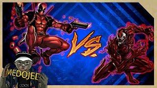 Deadpool Vs. Carnage (Masakr) - šílený komiksy který potřebujete znát