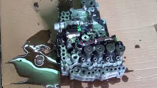 Mitsubishi Outlander Вариатор JF011 (P1778  Замена степ мотора)