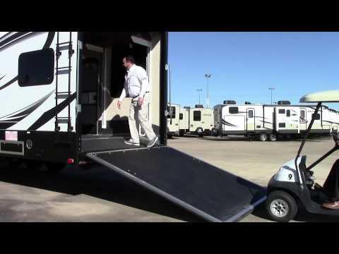 New 2015 Keystone Carbon 377 Fifth Wheel Toy Hauler RV - Holiday World Katy, League City & Mesquite